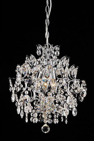 Warehouse of Tiffany RL9688 Ellaisse Crystal Chandelier - Peazz.com