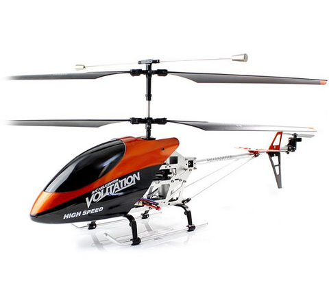 XL Size 3.5ch Double Horse 9053 RC Helicopter with Gyro - Peazz.com