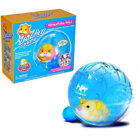 Zhu Zhu Pets Add On Accessory Set Adventure Ball Hamster NOT Included! - Peazz.com
