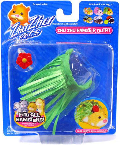 Zhu Zhu Pets Hamster Outfit Hula Hamster NOT Included! - Peazz.com