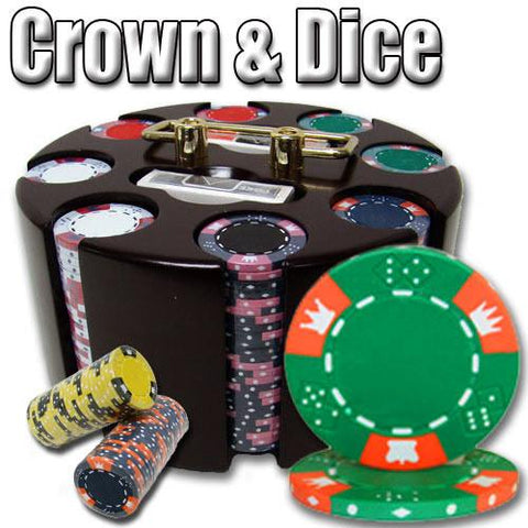 Brybelly PSC-0401 200 Ct - Pre-Packaged - Crown & Dice - Carousel - Peazz.com