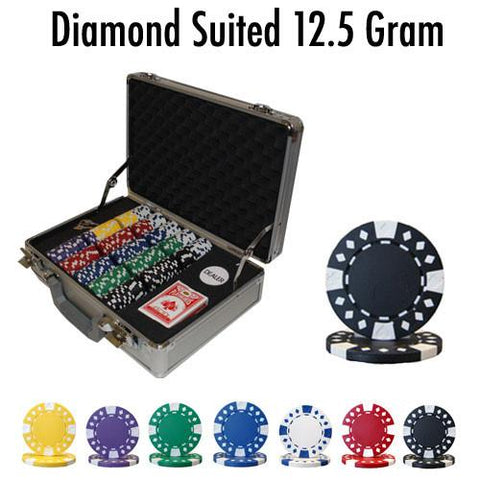 Brybelly PSC-1803CCS300 300 Ct - Custom Breakout - Diamond Suited 12.5 G - Claysmith - Peazz.com