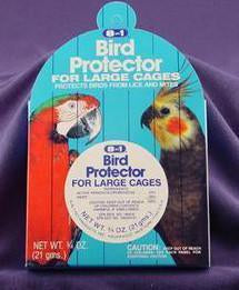 Bird Protectors  -  Large  (6pc) (C310) - Peazz.com