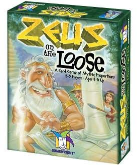Gamewright TGMW-10 Zeus on the Loose - Peazz.com