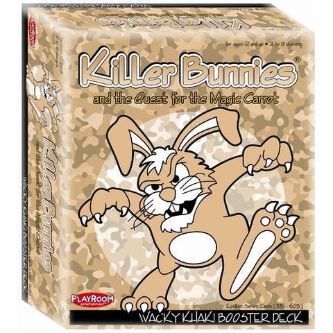 Playroom Entertainment TPLE-012 Killer Bunnies Steel Booster - Peazz.com
