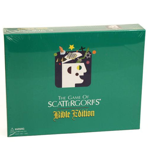 Talicor TTAL-17 The Game of Scattergories Bible Edition - Peazz.com