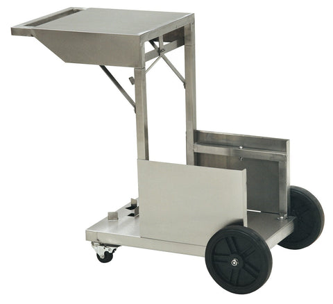 Bayou Classic Outdoor Fryer Cart - For 4 Gallon Fryers - Peazz.com