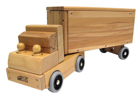 ECR4Kids ELR-19102 Transportation Vehicle - Big Rig - Peazz.com