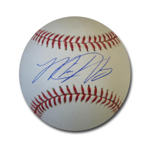 Autographed Matt Harvey Official Major League Baseball. - Peazz.com