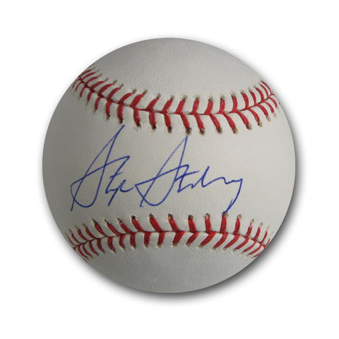 Autographed Stephen Strasburg Official Major League Baseball - Peazz.com