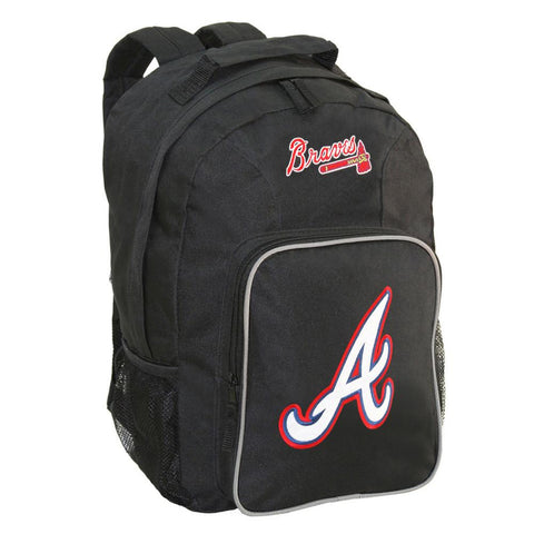 Southpaw Backpack MLB Black - Atlanta Braves - Peazz.com