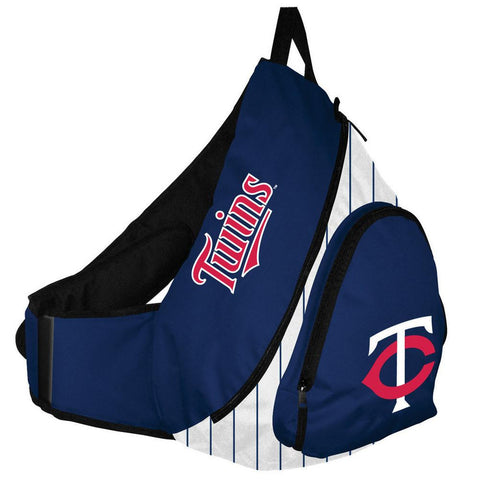 Slingback Backpack MLB Black - Minnesota Twins - Peazz.com
