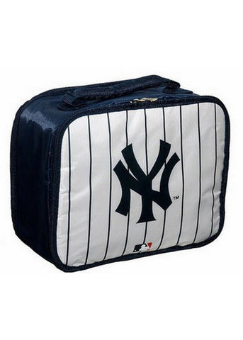 Lunch Break Cooler MLB White - New York Yankees - Peazz.com