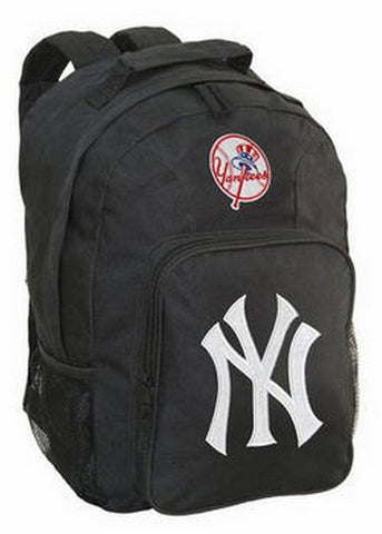 Southpaw Backpack MLB Black - New York Yankees - Peazz.com