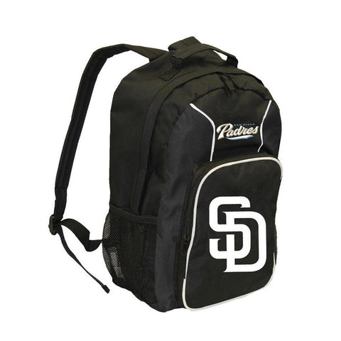 Southpaw Backpack MLB Black - San Diego Padres - Peazz.com