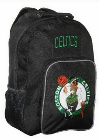 Southpaw Backpack NBA Black - Boston Celtics - Peazz.com