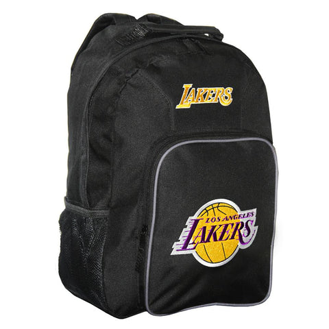 Southpaw Backpack NBA Black - Los Angeles Lakers - Peazz.com