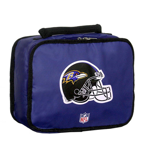 Lunch Break Cooler NFL Purple - Baltimore Ravens - Peazz.com