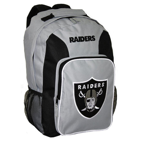 Southpaw Backpack NFL Black - Oakland Raiders - Peazz.com