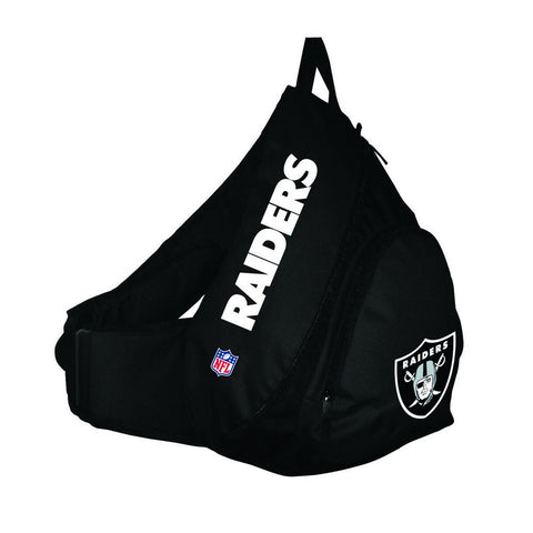 Slingback Backback NFL Black - Oakland Raiders - Peazz.com