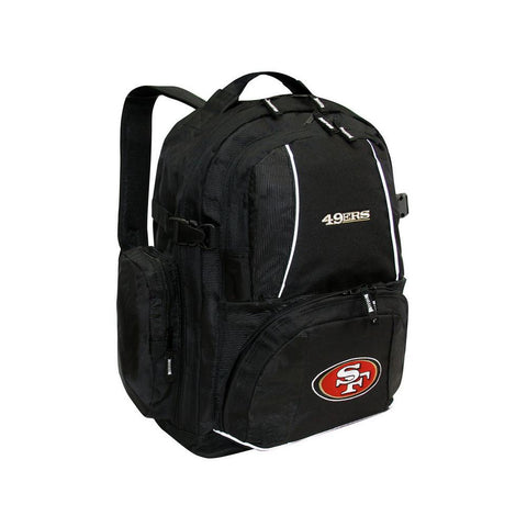 Trooper Backpack NFL Black - San Francisco 49ers - Peazz.com