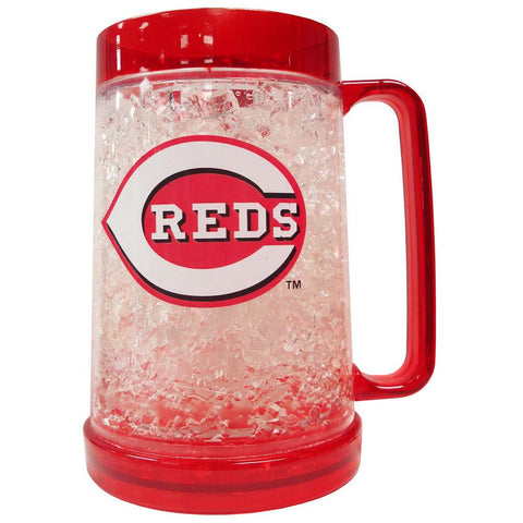 Reds 16Oz Crystal Freezer Mug - Peazz.com