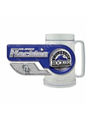 Rockies 16Oz Crystal Freezer Mug - Peazz.com