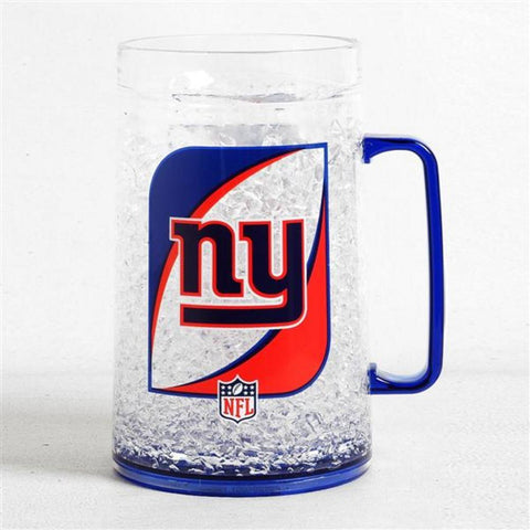 NFL Crystal Freezer Monster Mug - New York Giants - Peazz.com
