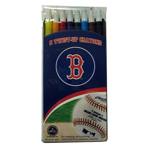Twist Crayon - Boston Red Sox (8 Crayons) - Peazz.com