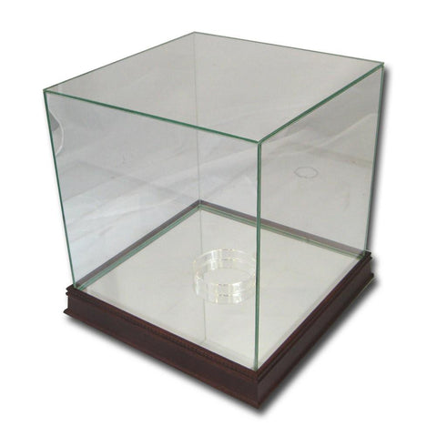 Steiner Glass Basketballl Display Case - Peazz.com