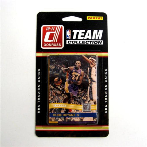 2010/11 Donruss NBA Team Set - Los Angeles Lakers - Peazz.com