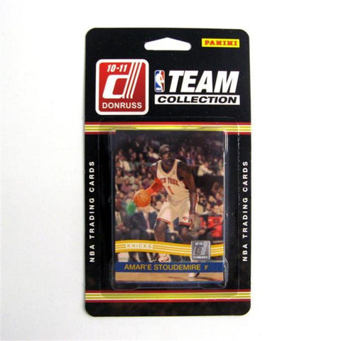 2010/11 Donruss NBA Team Set - New York Knicks - Peazz.com
