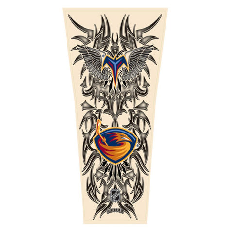 NHL Tribal Tattoo Sleeve (Men's One Size) - Atlanta Thrashers - Peazz.com