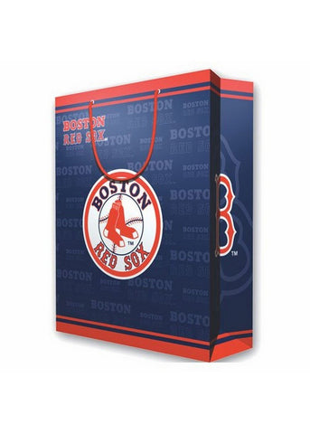 2 MLB Large Gift Bag - Red Sox - Peazz.com