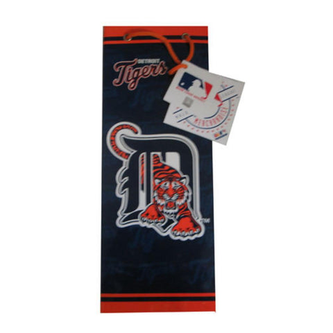 3 MLB Factory Set Gift Bag - Tigers - Peazz.com