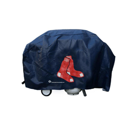 MLB Licensed Economy Grill Cover - Boston Red Sox - Peazz.com