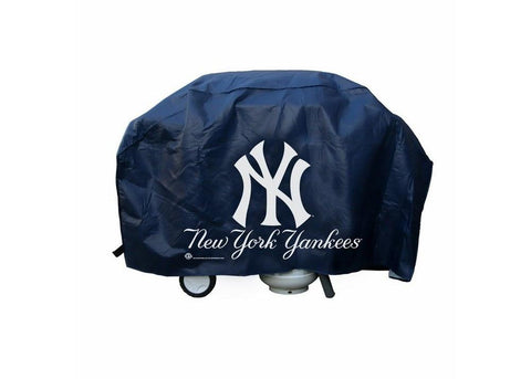 MLB Licensed Economy Grill Cover - New York Yankees - Peazz.com
