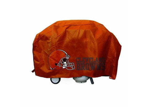 NFL Licensed Economy Grill Cover - Cleveland Browns - Peazz.com