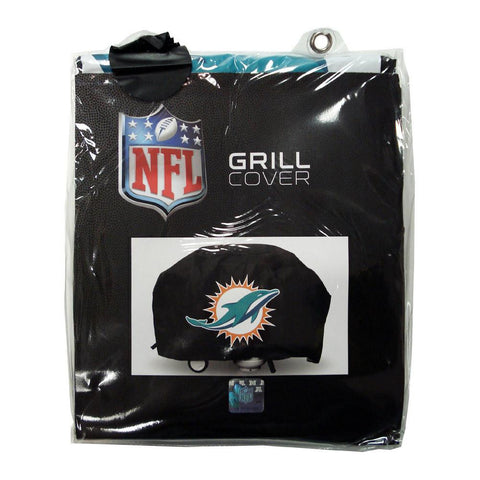 NFL Licensed Economy Grill Cover - Miami Dolphins - Peazz.com