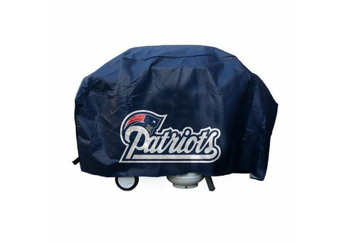 NFL Licensed Economy Grill Cover - New England Patriots - Peazz.com