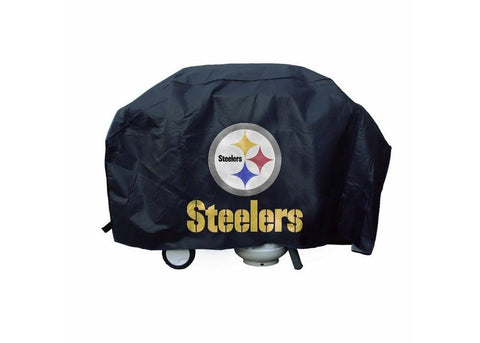 NFL Licensed Economy Grill Cover - Pittsburgh Steelers - Peazz.com