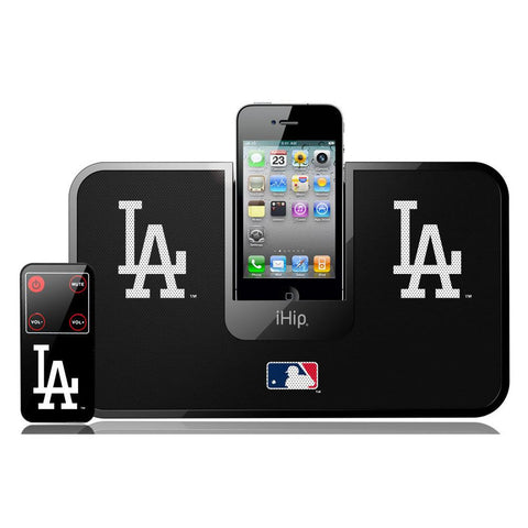 Portable Premium Idock With Remote Control - Los Angeles Dodgers - Peazz.com