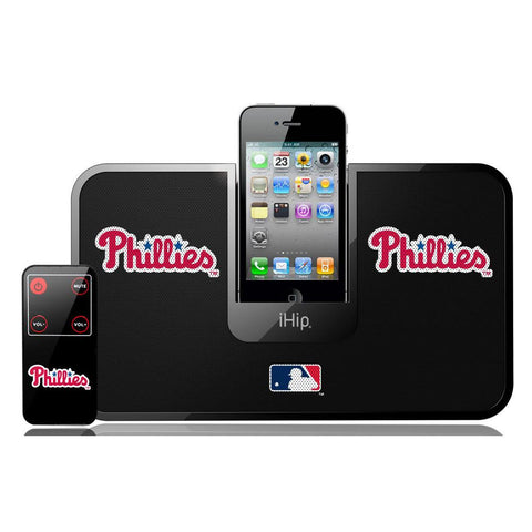 Portable Premium Idock With Remote Control - Philadelphia Phillies - Peazz.com