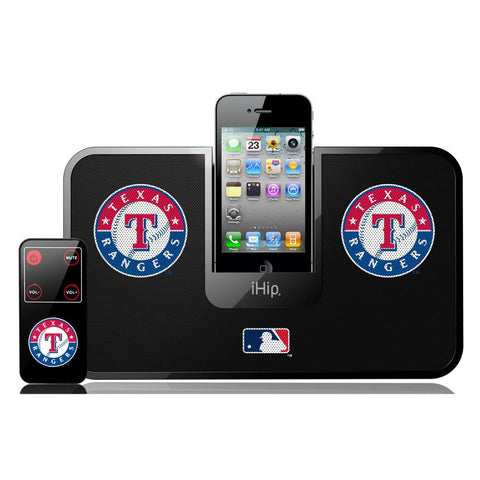 Portable Premium Idock With Remote Control - Texas Rangers - Peazz.com