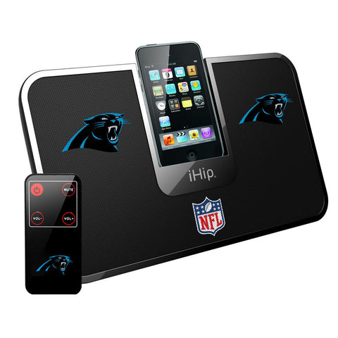 Portable Premium Idock With Remote Control - Carolina Panthers - Peazz.com