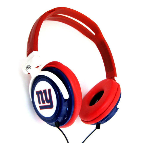 Slim DJ headphones - New York Giants - Peazz.com
