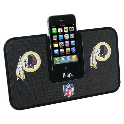 Portable Premium Idock With Remote Control - Washington Redskins - Peazz.com