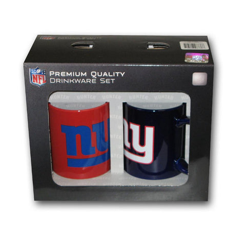 Hunter 2 Pack Coffee Mug - New York Giants - Peazz.com