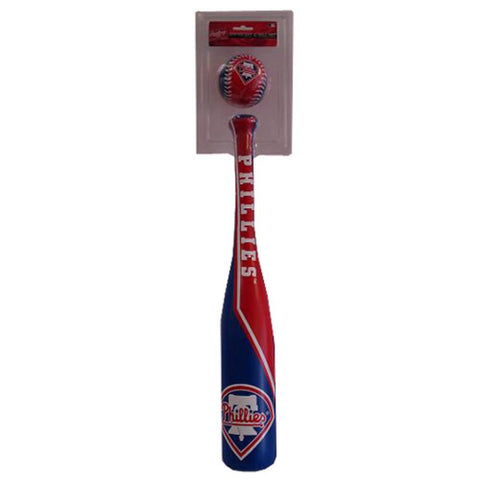 Grand Slam Softee Bat & Ball Set - Phillies - Peazz.com