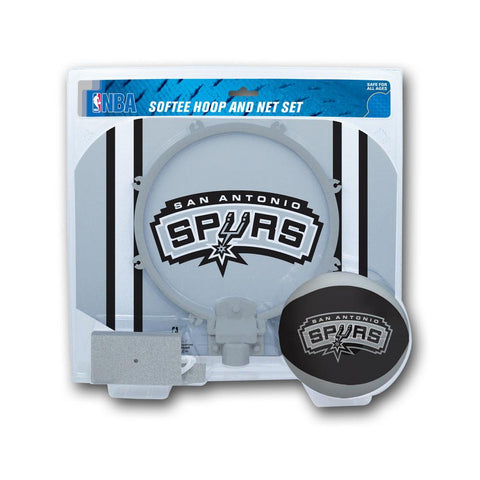 San Antonio Spurs Slam Hoop - Peazz.com